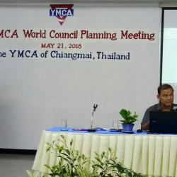 Meeting of the Thai Alliance of YMCAs preparing for the 19th YMCA World Council