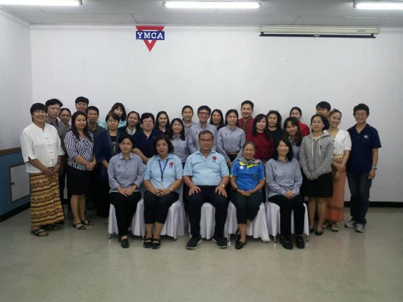 YMCA of Chiangmai's Workshop