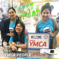 Youth Volunteers of YMCA
