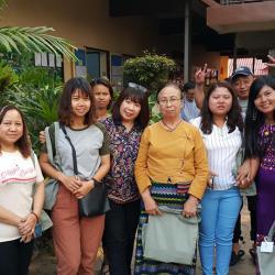 Trip Myanmar YMCA